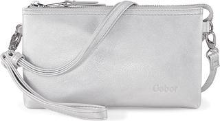 Gabor - Clutch Emmy in silber, Clutches & Abendtaschen für Damen
