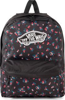 Vans - Realm Backpack Beauty in schwarz, Rucksäcke für Damen