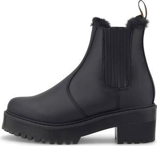 DR. MARTENS - Chelsea-Boots Rometty Fl in schwarz, Boots für Damen