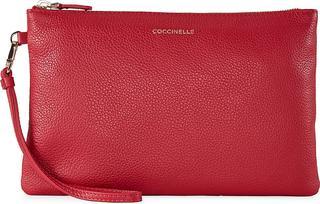 coccinelle - Clutch New Best Soft in rot, Clutches & Abendtaschen für Damen