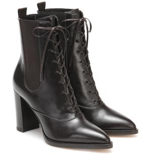 Gianvito Rossi - Ankle Boots Dresda aus Leder