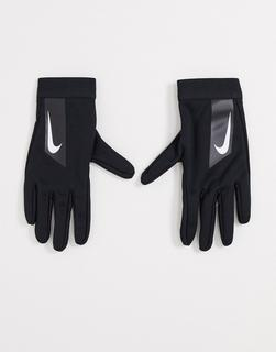 Nike Football - Academy – Superwarme Handschuhe in Schwarz