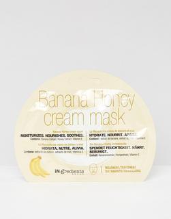 MasqueBAR - Creme-Maske mit Bananen- und Honigextrakt-Keine Farbe