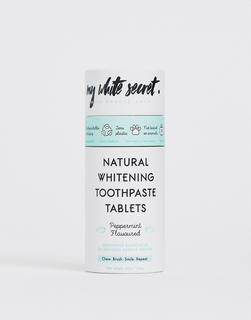 My White Secret - Natürliche Zahnpastatabletten für weiße Zähne-Keine Farbe