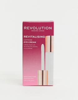 Revolution - Skincare – Revitalisierende Augencreme mit Koffein, 9 ml-Keine Farbe