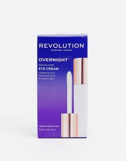Revolution - Skincare – Overnight Augencreme, 9 ml-Keine Farbe