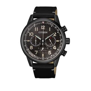 Citizen - Uhr - Chronograph Wristwatch Black - in schwarz - für Damen