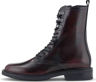 Bronx - Schnür-Boots Bx 1652-Ivy-Jazz in rot, Boots für Damen