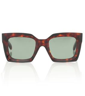 Celine Eyewear - Overisze-Sonnenbrille S130