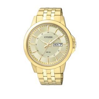 Citizen - Uhr - Sports Wristwatch Yellow Gold - in gold - für Damen