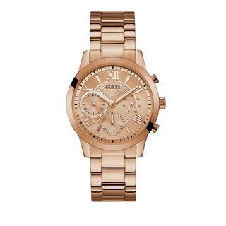 guess - Uhr - Ladies Dress Watch Rose Gold - in roségold - für Damen