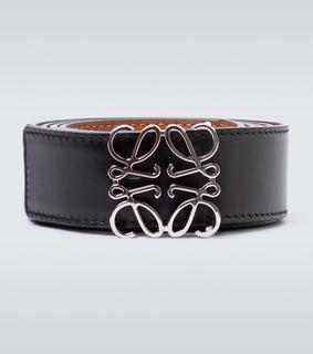 Loewe - Wendbarer Gürtel aus Leder
