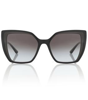 Dolce & Gabbana - Cat-Eye-Sonnenbrille aus Acetat