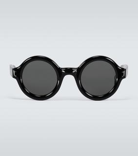 Gucci - Runde Sonnenbrille