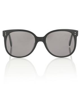 Celine Eyewear - Ovale Sonnenbrille aus Acetat