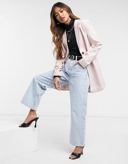 Vero Moda - Mantel in Rosa