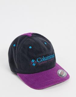 Columbia - Schwarze Fleece-Kappe