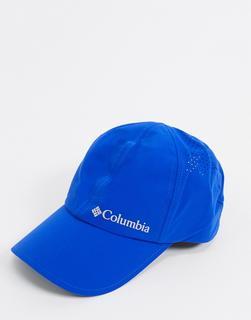 Columbia - Silver Ridge – Ballkappe in Silber-Blau