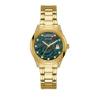guess - Uhr - Ladies Dress Watch Gold Tone - in bunt - für Damen