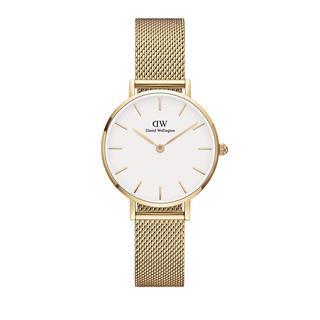 Daniel Wellington - Uhr - Petite 28mm Watch Evergold - in gold - für Damen