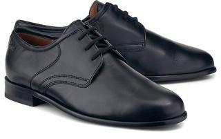Sioux - Schnürer Rochester in schwarz, Business-Schuhe für Herren