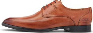 Melvin & Hamilton - Derby-Schnürer Elyas 4 in mittelbraun, Business-Schuhe für Herren