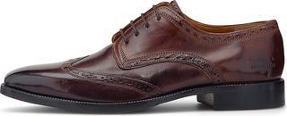Melvin & Hamilton - Business-Schnürer Jeff 1 in mittelbraun, Business-Schuhe für Herren