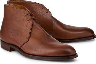 Crockett & Jones - Stiefel Hartland in mittelbraun, Business-Schuhe für Herren