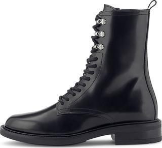 Bronx - Schnür-Boots Bx 1652-Ivy-Jazz in schwarz, Boots für Damen