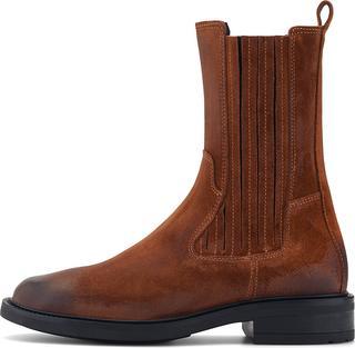 Bronx - Chelsea-Boots Bx 1652-Ivy-Jazz in mittelbraun, Boots für Damen