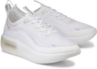 Nike - Sneaker Air Max Dia in weiß, Schnürschuhe für Damen