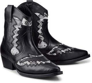 Bronx - Boots Bjacky-Jox in schwarz, Boots für Damen
