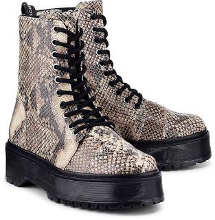 Bronx - Rifka – Super-Chunky in python, Boots für Damen
