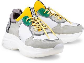 Bronx - Sneaker Baisley in weiß, Sneaker für Damen