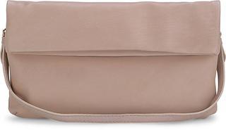 COX - Leder-Clutch in rosa, Clutches & Abendtaschen für Damen