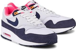 Nike - Sneaker Air Max 1 in weiß, Schnürschuhe für Damen