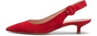 Bianca Di - Sling-Pumps in rot, Pumps für Damen