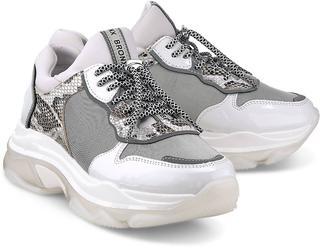 Bronx - Sneaker Baisley in weiß, Schnürschuhe für Damen