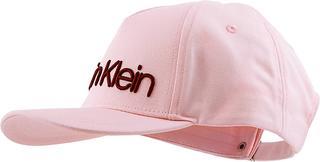 Calvin Klein - Race Cap W in rosa, Mützen & Handschuhe für Damen