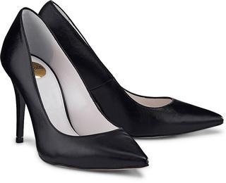 Buffalo - High-Heel-Pumps in schwarz, High Heels für Damen