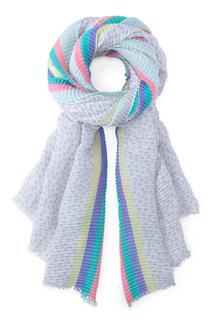 CODELLO - Plissee-Schal in weiß, Tücher & Schals für Damen