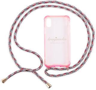 Kronjuwelen - I Phone X Hülle in pink, Handyhüllen & Zubehör für Damen