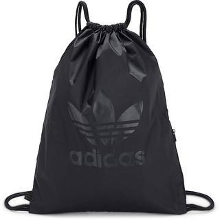 adidas Originals - Gymsack Trefoil in schwarz, Rucksäcke für Damen