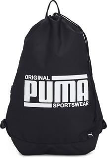 puma - Sole Smart Bag in schwarz, Rucksäcke für Damen