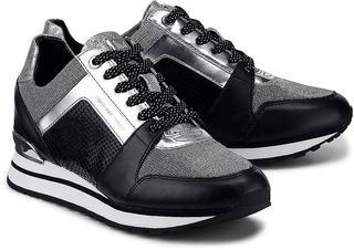 MICHAEL KORS - Billie Trainer in schwarz, Sneaker für Damen