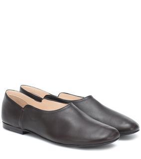 The Row - Loafers Boheme aus Leder