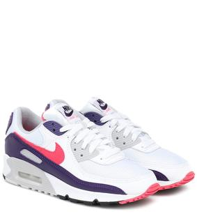 Nike - Sneakers Air Max lll aus Leder