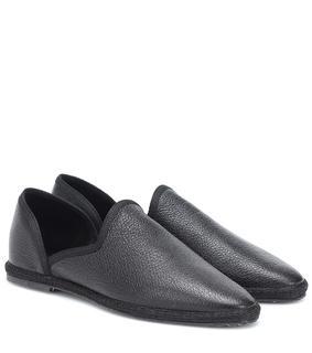 The Row - Loafers Friulane aus Leder