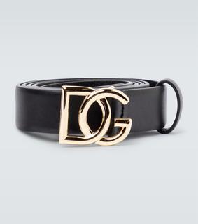 Dolce & Gabbana - Gürtel aus Leder