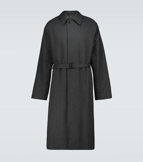 Lemaire - Mantel aus einem Wollgemisch